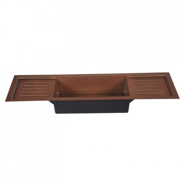 Drop In Copper Kitchen Sinks