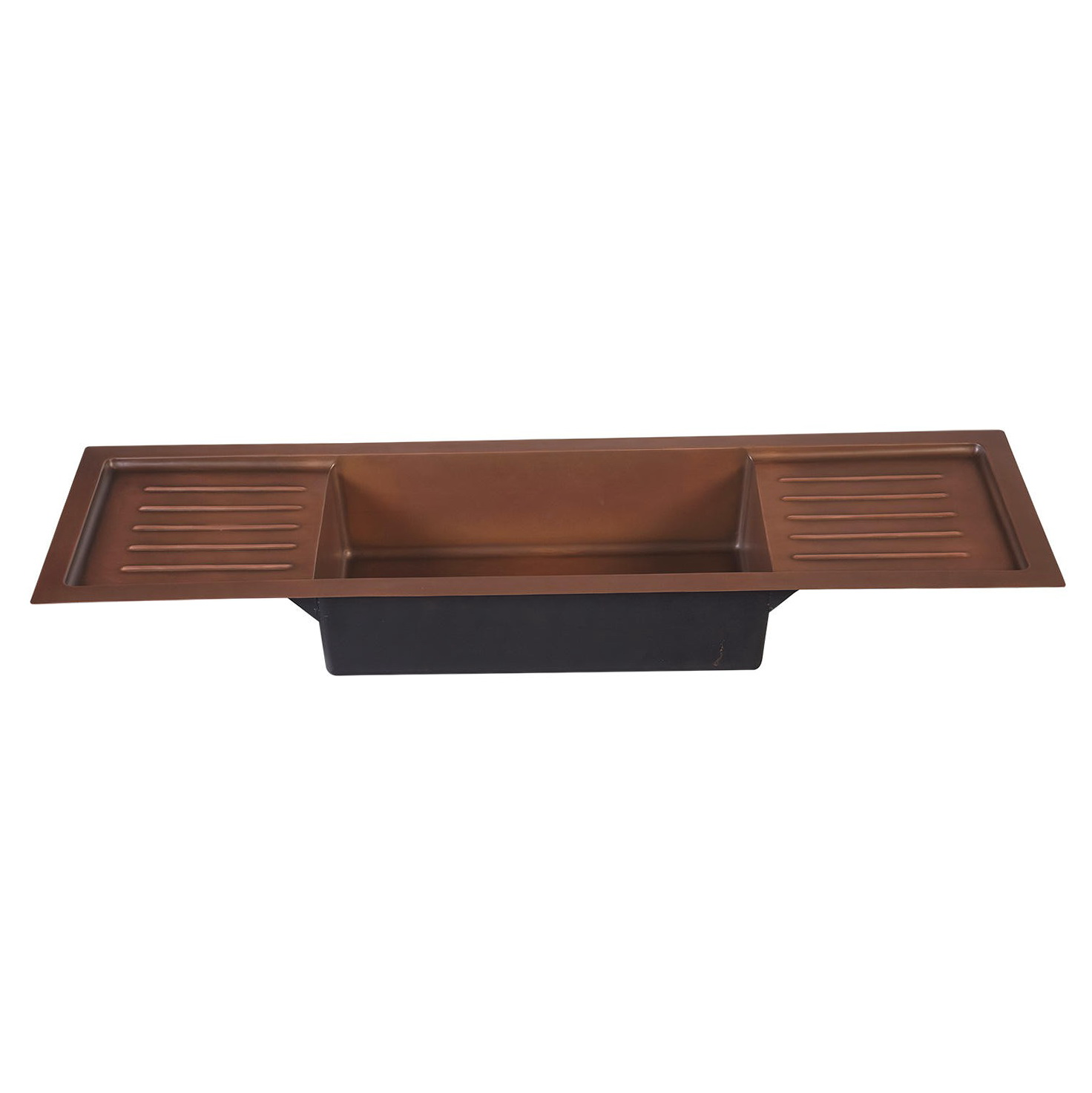 Drop In Copper Kitchen Sinks