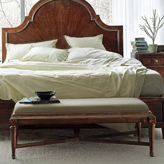 End Of Bed Storage Bench Cream