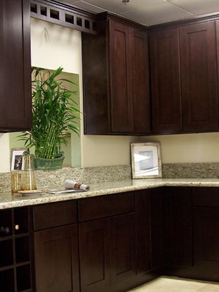 Espresso Kitchen Cabinets Home Depot