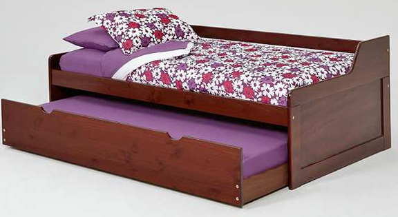 Extra Long Twin Bed With Trundle