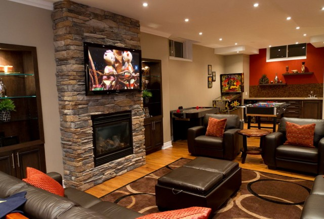 Family Room Decorating Ideas 2014