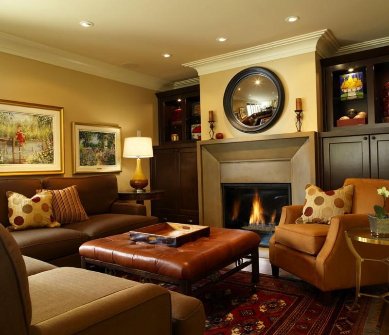 Family Room Design Photos