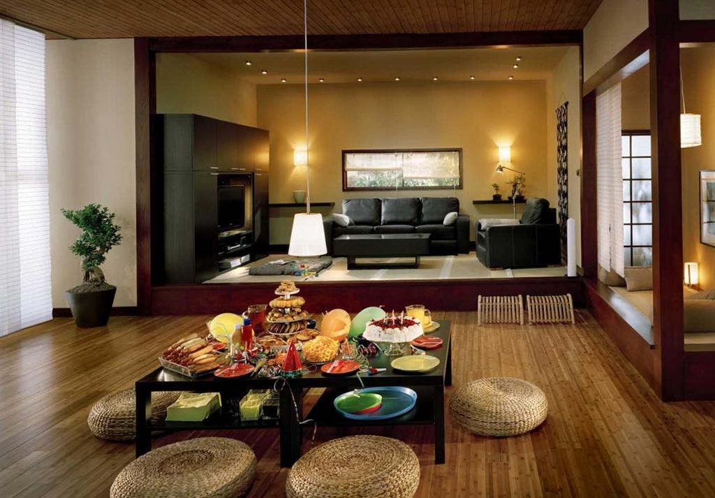 Family Room Furniture Design Ideas