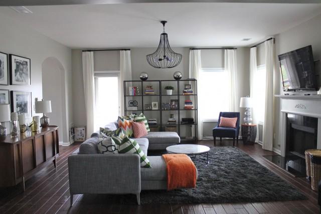 Family Room Ideas Modern