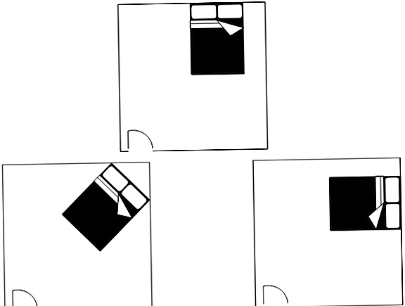 Feng Shui Bedroom Layout