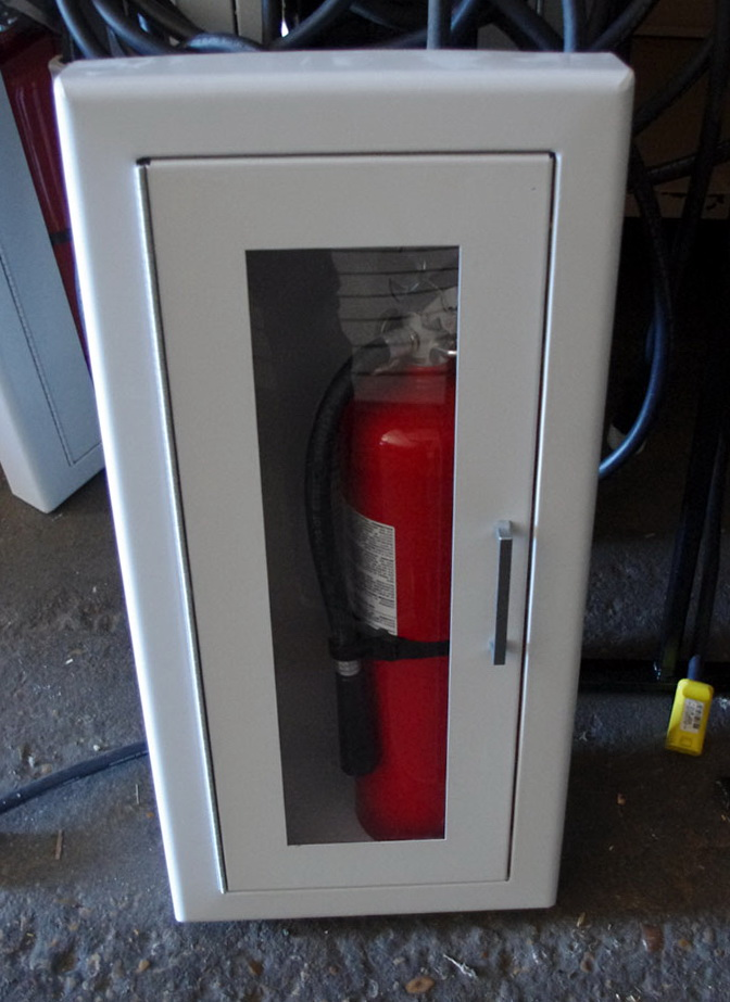 Fire Extinguisher Cabinets Mounting Height