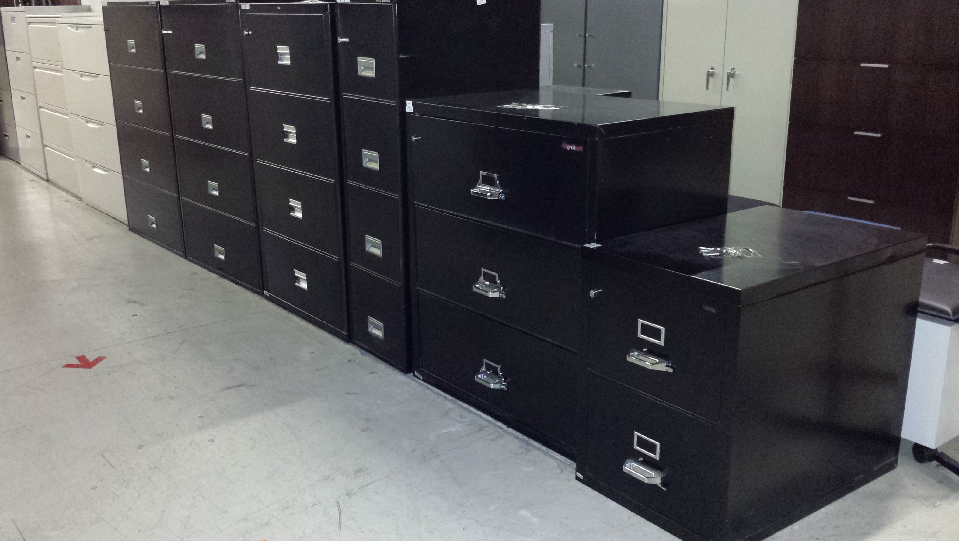 Fireproof File Cabinet For Sale