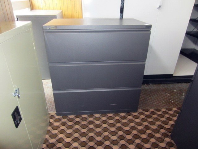 Fireproof File Cabinet Used