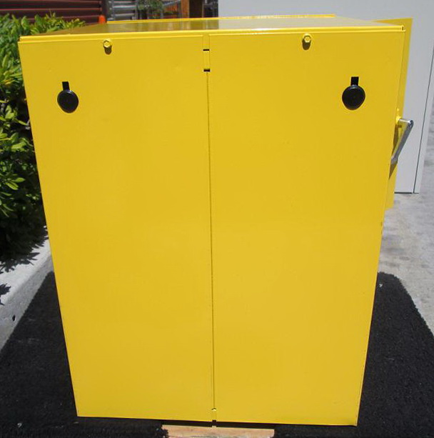 Flammable Storage Cabinet Ebay