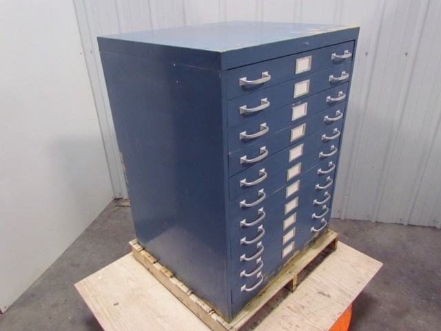 Flat File Cabinet Ebay