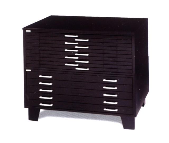 Flat File Cabinet Plans