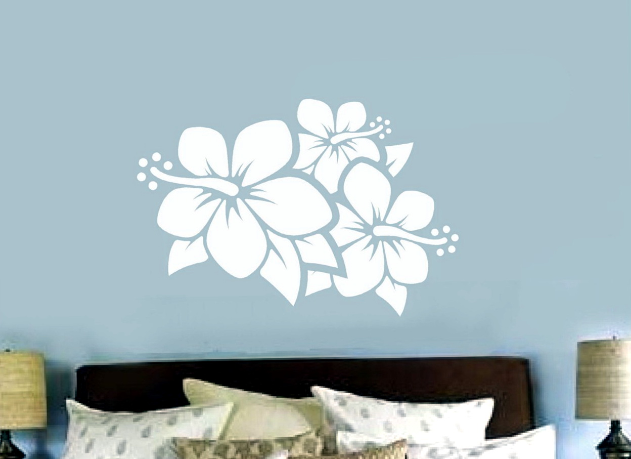 Flower Wall Stickers For Bedrooms