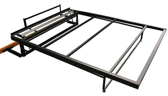 Fold Down Bed Mechanism