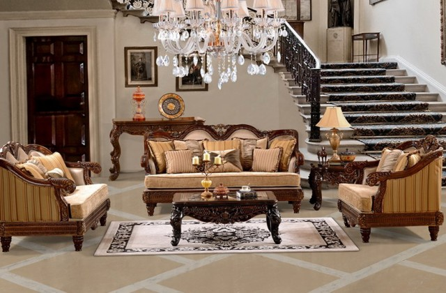 Formal Living Room Furniture For Sale