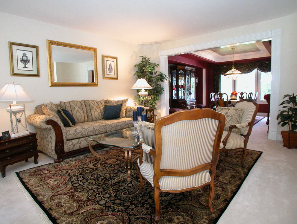 Formal Living Room Furniture Ideas