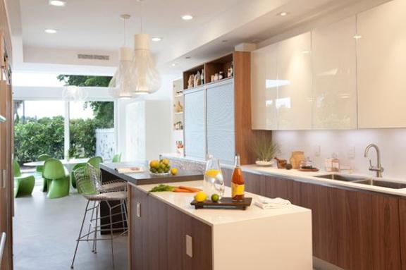 Frameless Glass Kitchen Cabinet Doors