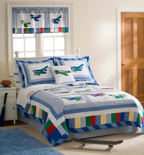 Full Size Bedding For Boys