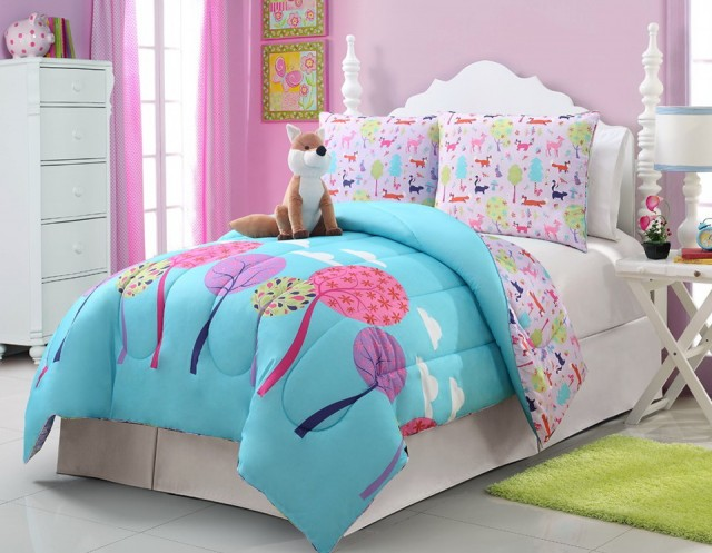 Full Size Bedding Sets For Girls