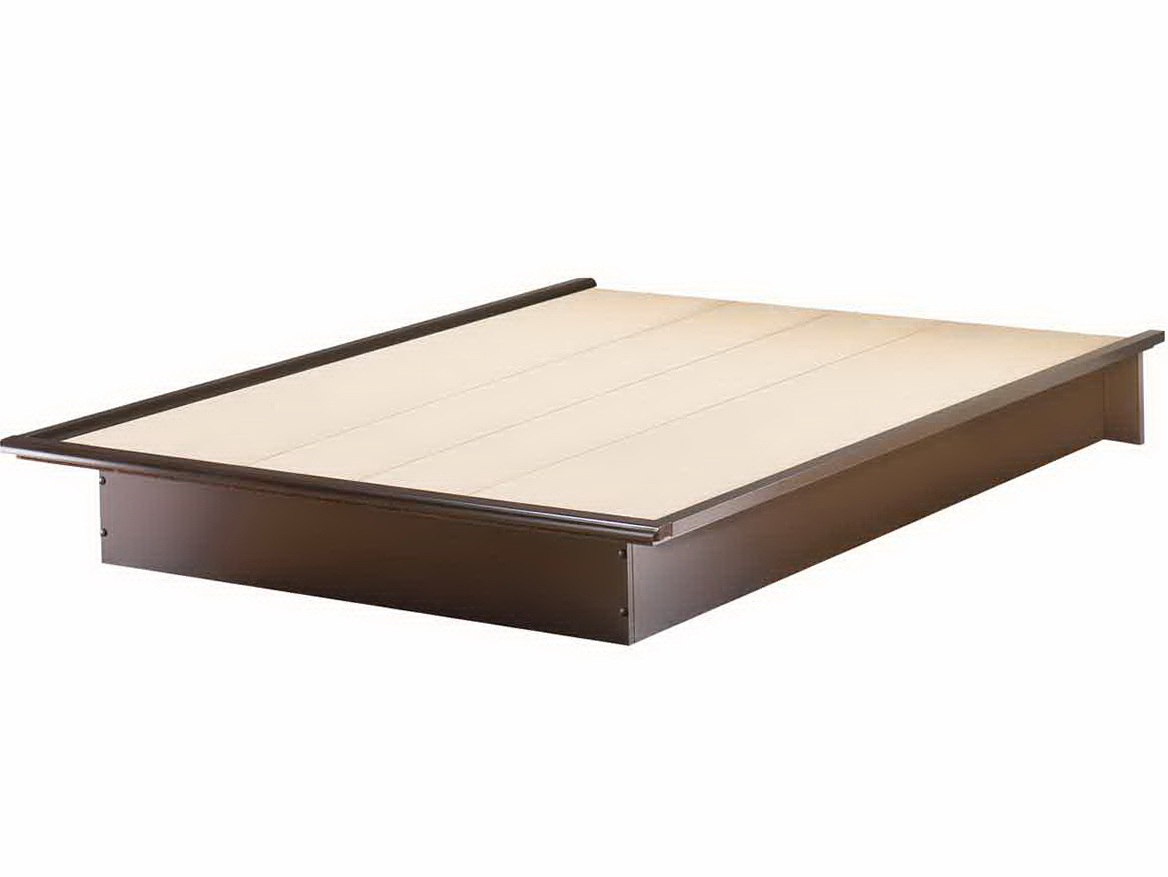 Full Size Platform Bed Frame Plans