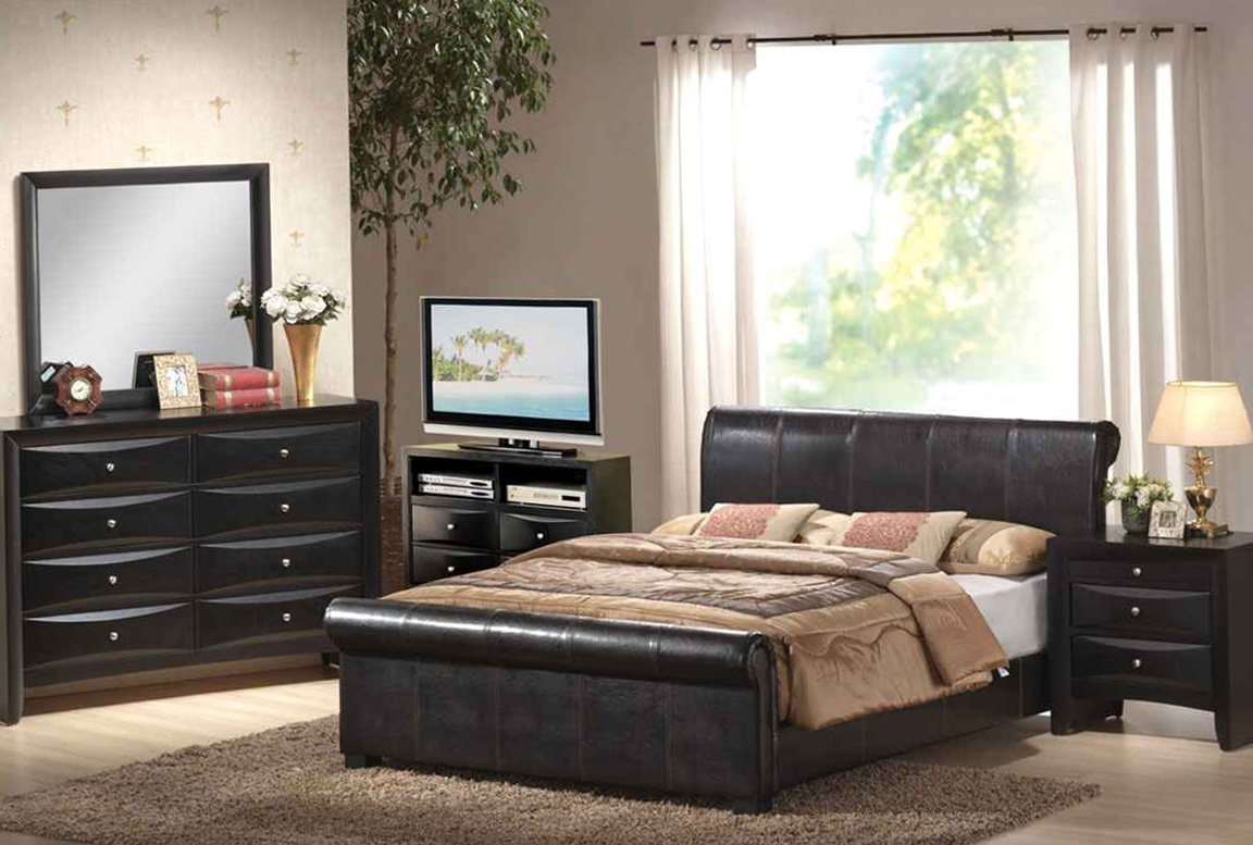 Full Size Storage Bedroom Sets