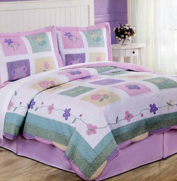 Full Size Toddler Girl Bedding Sets