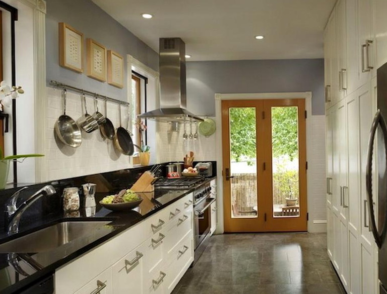Galley Kitchen Design Ideas Photos