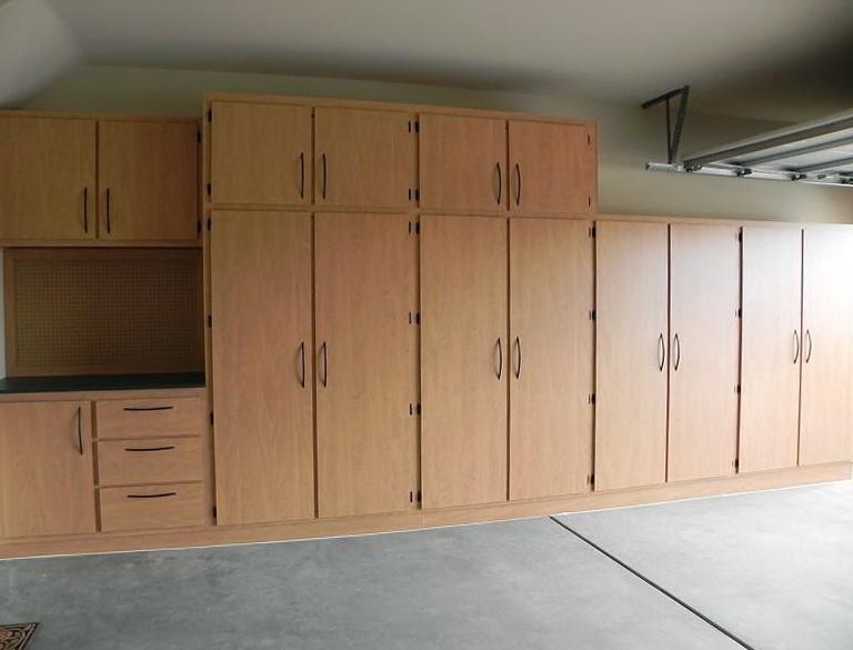 Garage Storage Cabinets Plans