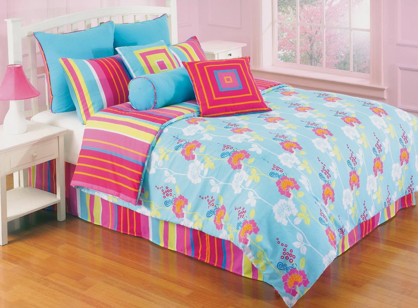 Girly Full Size Bedding Sets