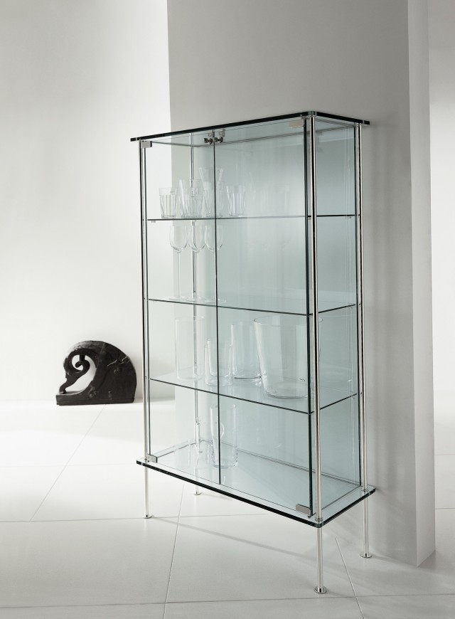 Glass Display Cabinet Modern Cabinet 38063 Home Design Ideas