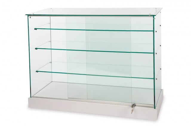 Glass Display Cabinet For Sale