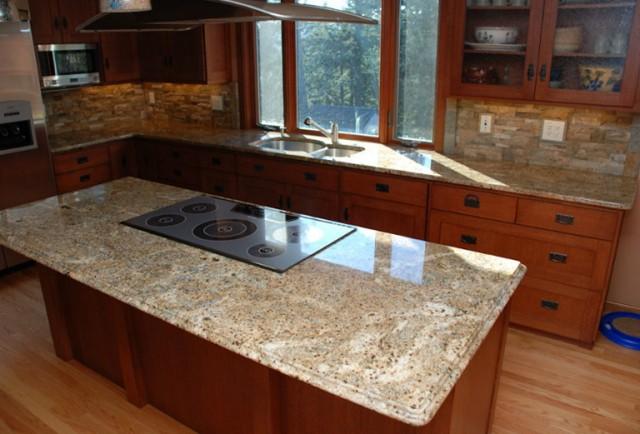 Granite Kitchen Countertops Gallery