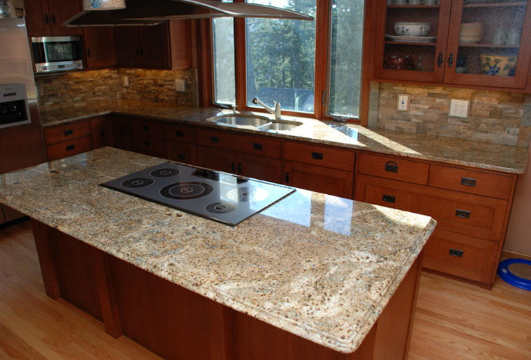 Granite Kitchen Countertops Gallery