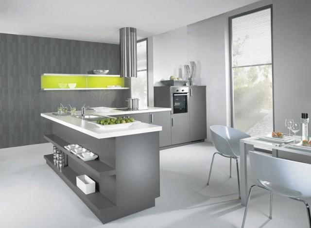 Grey And White Kitchen Ideas