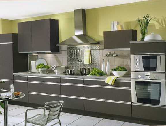 Grey Kitchen Cabinets Home Depot
