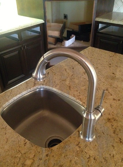 Grohe Kitchen Faucet Installation