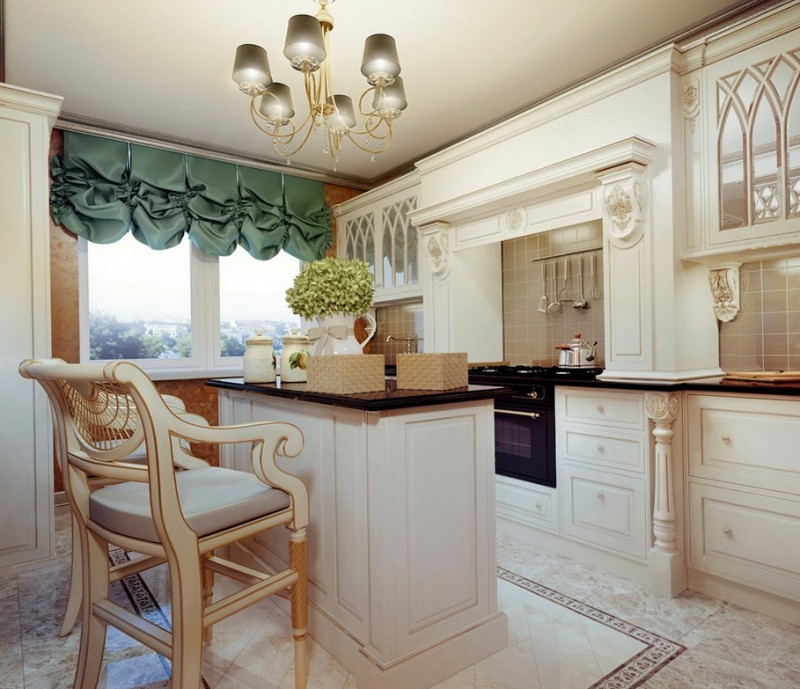 Hampton Bay Cabinets White