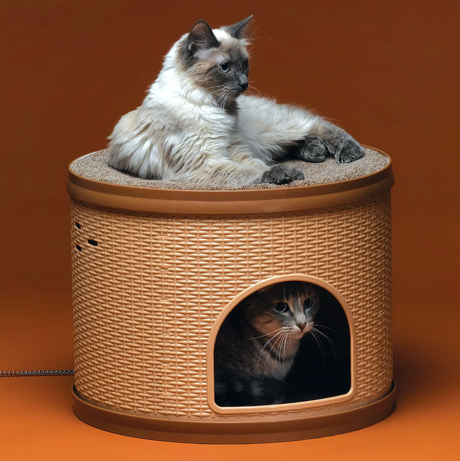 Heated Pet Beds For Cats