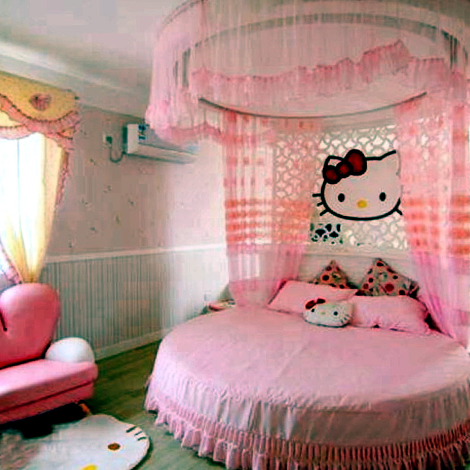 Hello Kitty Bedroom Set For Teenagers