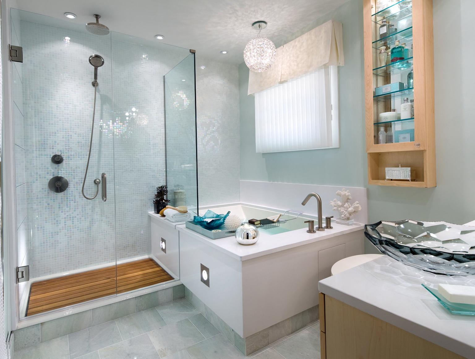 Hgtv Bathroom Remodel Pictures