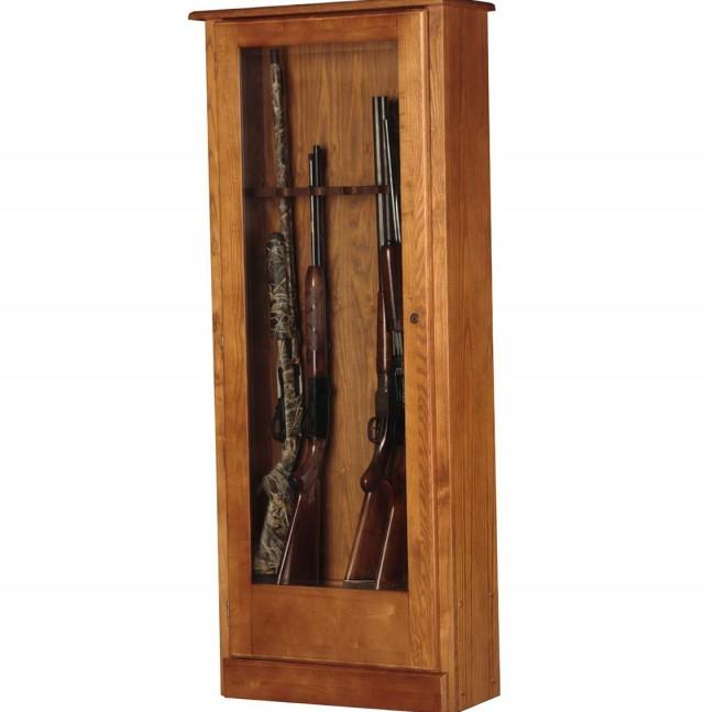 Hidden Gun Cabinet Ideas