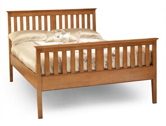 High Bed Frame King