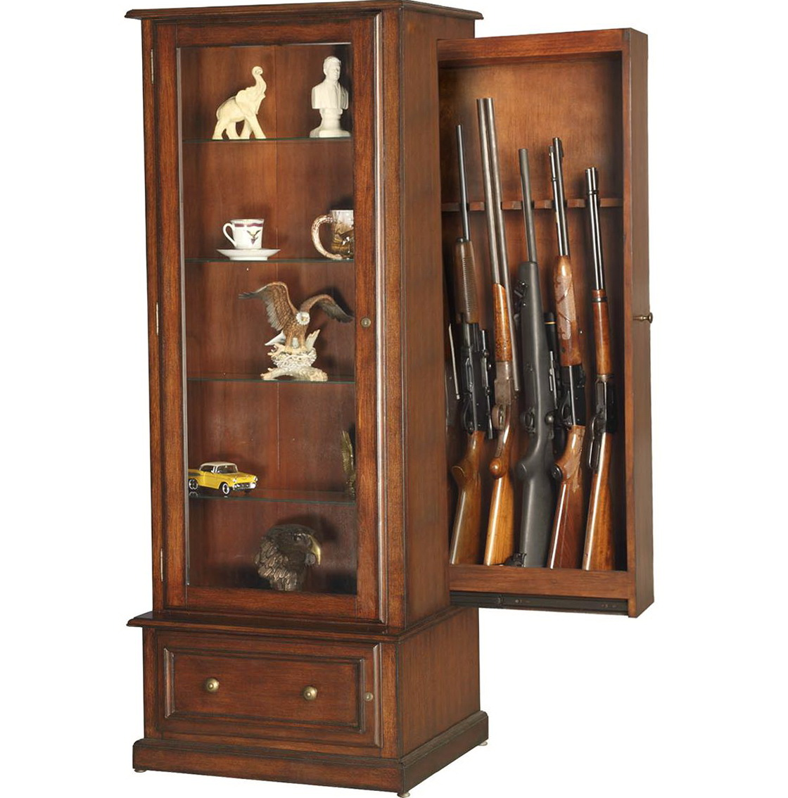 Homemade Gun Cabinet Plans