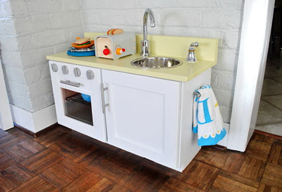 Homemade Kitchen Sets For Kids