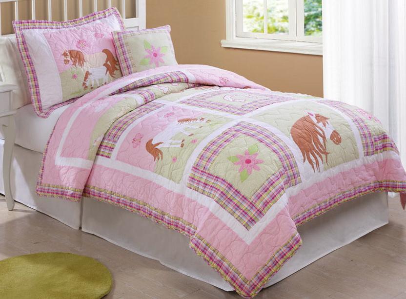 Horse Bedding For Girls Bedroom