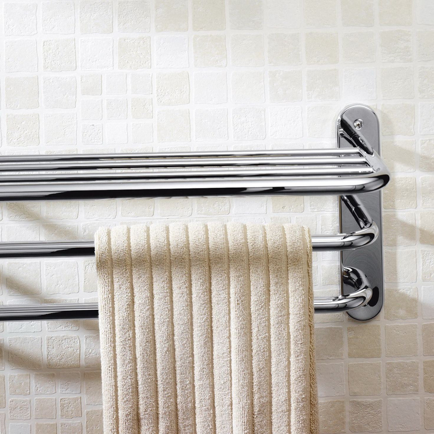 Hotel Bathroom Towel Racks