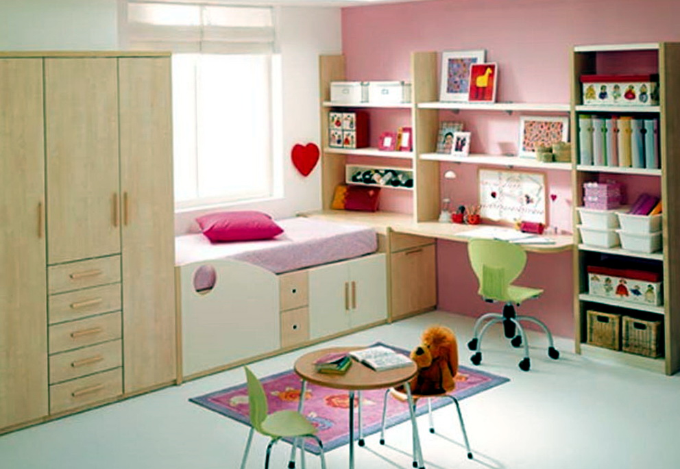 How To Decorate A Bedroom For Teenage Girls
