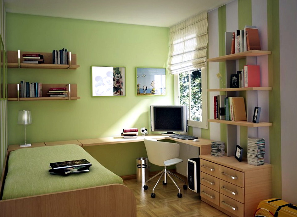 How To Design A Bedroom In A Small Space