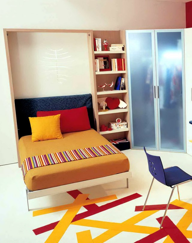 Ideas For Small Bedrooms For Teenagers