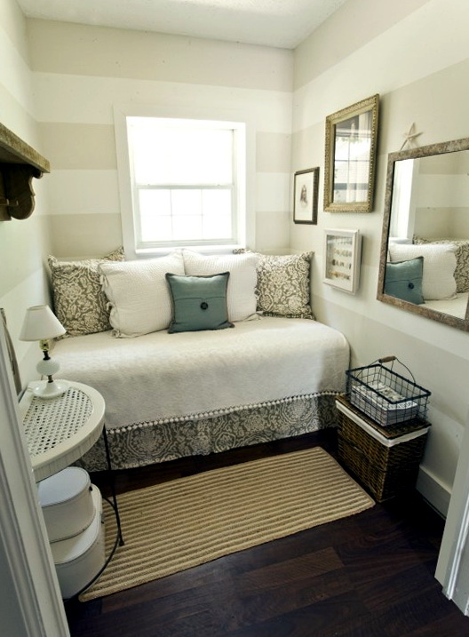 Ideas For Small Bedrooms Pinterest